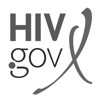 Logo for HIV.gov