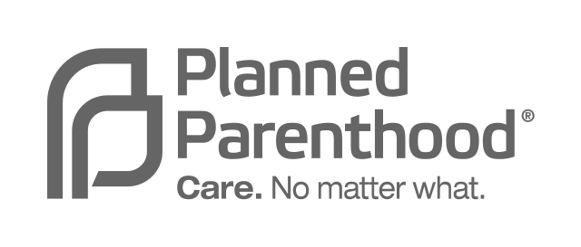 Logo for Planned Parenthood